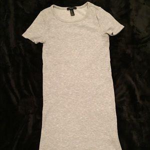 Forever 21 Light Grey Dress